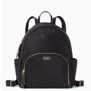 New With Tags KATE SPADE Dawn Nylon Backpack